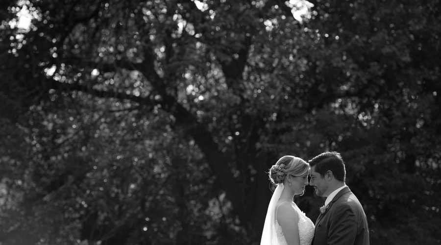 West Chester Pennsylvania private home wedding