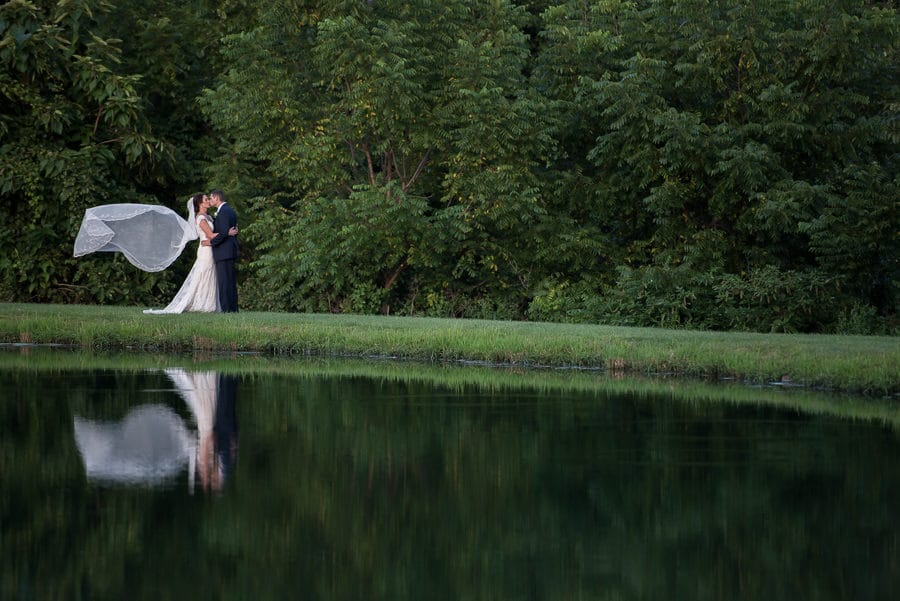 French Creek Golf Club Wedding