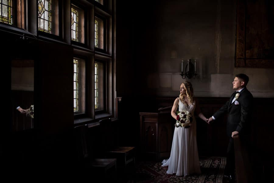 Greystone Hall Fall Wedding