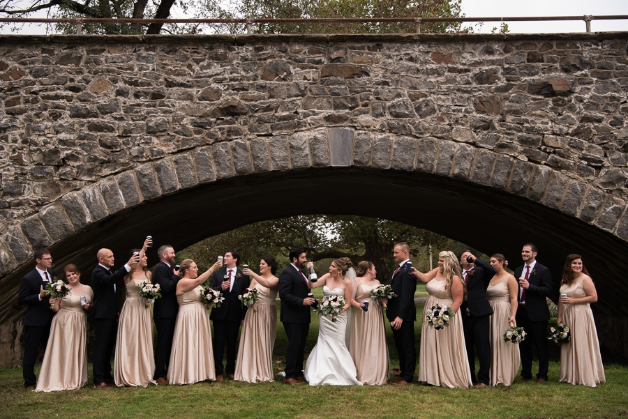 Brandywine Picnic Park Wedding